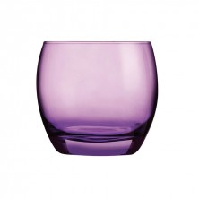 Vasos Color Studio Morado 32 cl (Caja 6 uds)
