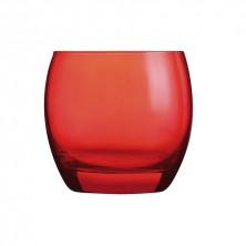 Vasos Color Studio rojo 32 cl (Caja 6 uds)
