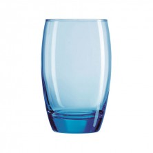 Vasos Salto Ice Blue 35 cl (Caja 6 uds)