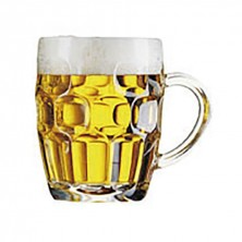 Jarras Cerveza Britania 56 cl (Caja 24 uds)