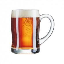 Jarras Cerveza Benidorm 45 cl (Caja 6 uds)