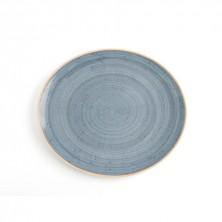 Plato Combinado Terra Azul 30x27 cm (Caja 6 uds)