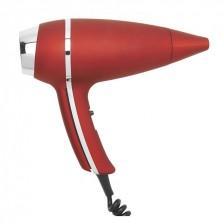 Secador Pelo Alteo Rojo Metalizado 1875 W + Enchufe