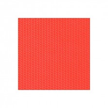 Mantelin Rojo Tejido Plastificado 30x40 cm (Pack 100 Uds)