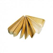 Plato Rectangular Areca 25x16x3 cm (Pack 25 Uds)