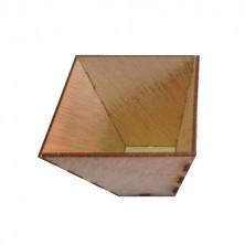 Mini Recipiente Bambú 5x5x5 cm (Pack 100 Uds)