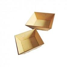 Mini Recipiente Bambú 5x5x2 cm (Pack 100 Uds)