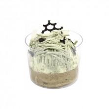 Vaso Bodega Transparente Luxe 180 ml - 7,5x5,8 cm diámetro (Caja 20 Uds)
