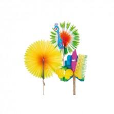 Surtido Adornos Chinese 10,7 cm alto (Pack 144 Uds)