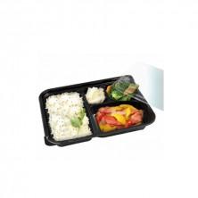 Cofres Plástico Económicos Para Llevar 24,2 x 18,2 x 4,5 cm (Cartón 400 Uds)