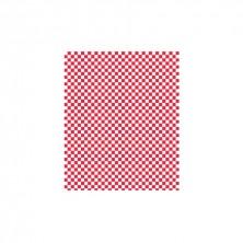Envoltorio Para Hamburguesas Fitipaldi Rojo 28 x 34 cm (Pack 1.000 Uds)