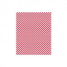 Envoltorio Para Recipientes Presentación Mesa Fitipaldis Rojo 31 x 31 cm (Pack 1.000 Uds)