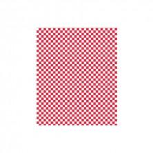 Envoltorio Para Recipientes Presentación Mesa Fitipaldis Rojo 31 x 38 cm (Pack 1.000 Uds)