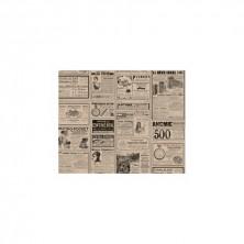Envoltorio Para Recipientes Presentación Mesatimes Kraft 31 x 38 cm (Pack 1.000 Uds)