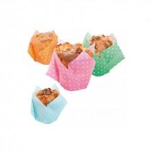 Muffin Cup 5,3 / 6 cm diámetro y 3 cm alto (Pack 200 Uds.)