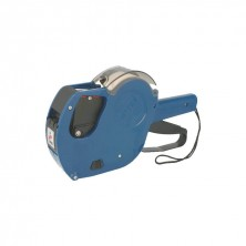 Máquina Etiquetadora Numérica Plástico Azul 25,5 x 6 x 16 cm