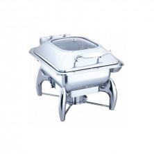 Chafing - Dish Square 4 L - 45,5 x 32 x 34 cm
