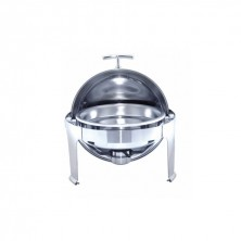 Chafing - Dish Rond 6 L - 48 x 47 cm