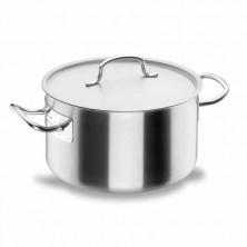 Cacerola Alta Con Tapa Chef - Classic 24 cm