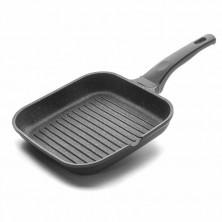 Grill Eco-Piedra Black 24 x 24 cm