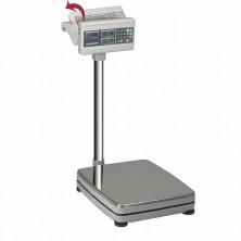 Báscula Profesional Electrónica Con Base Cuadrada Máximo 150 Kg (20 g)