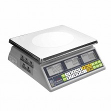 Báscula Profesional Electrónica Con Base Cuadrada Máximo 30 Kg (10 g)
