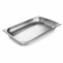 Cubeta Perforada 1/2 inox 18/10 200 mm De Alto