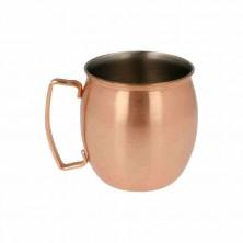 Mini Mug Moscow Cobre 420 ml - 8 cm diámetro y 9 cm altura