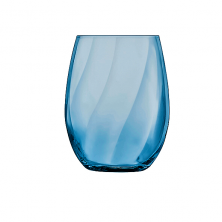Vaso Arpege Azul 35 cl