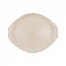 Fuente Oval Con Asas Forno 32,5x26x3 cm (Caja 6 Uds)