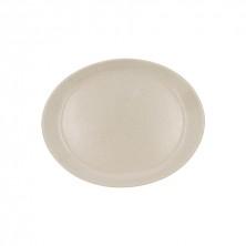 Fuente Oval Con Asas Forno 32x25,5x3,2 cm (Caja 6 Uds)