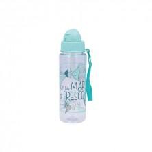 Botella con pajita Go Peque 0,5 L