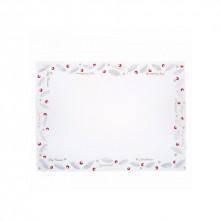 Mantelin New Noel 31 x 43 cm (pack 500 Uds)