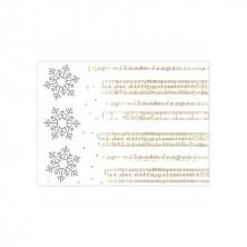 Mantelin New Snow 31 x 43 cm (pack 500 Uds)