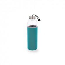 Botella Con Funda Verde Quidate 0,60 L