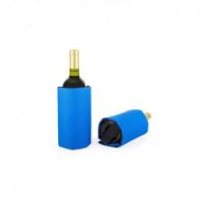 Enfría Botellas de Gel Nature Azul 40x20 cm