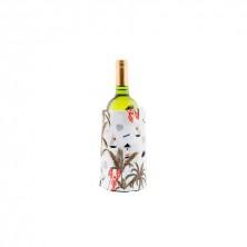 Enfría Botellas de Gel Palmeras 40x18 cm