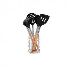 Set De 5 Gadgets Cestillo Baoba 12,5X12,5X36 cm