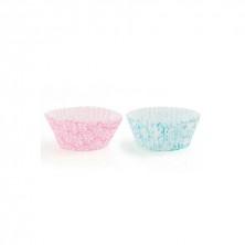 Set 100 Cupcakes Redondas Mi taller 12 cm