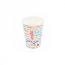 Vasos Cartón Para Bebidas Frías Parole 660 ml (Pack 50 Uds)