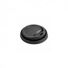 Tapa CPLA 240 ml Negra VST5227 (Pack 50 Uds)