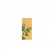 Bolsas De Papel Feel Green 7 + 4 x 22 cm (Pack 500 Uds)