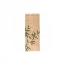 Bolsas De Papel Feel Green 9 + 4 x 22 cm (Pack 500 Uds)
