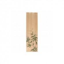 Bolsas De Papel Feel Green 9 + 4 x 30 cm (Pack 500 Uds)