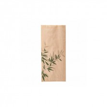 Bolsas De Papel Feel Green 12 + 4 x 26 cm (Pack 500 Uds)