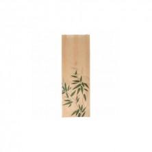 Bolsas De Papel Feel Green 12 + 4 x 35 cm (Pack 500 Uds)