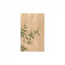 Bolsas Papel Feel Green 14 + 7 x 22 cm (Pack 500 Uds)