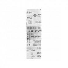 Bolsas Papel Y Aluminio 9 + 4 x 30 cm (Pack 500 Uds)