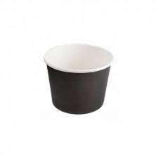 Tarrinas Black 1.000 ml (Pack 50 Uds)
