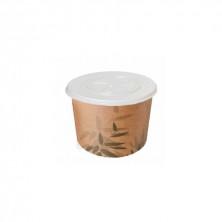 Tarrinas Feel Green 500 ml (Pack 50 Uds)